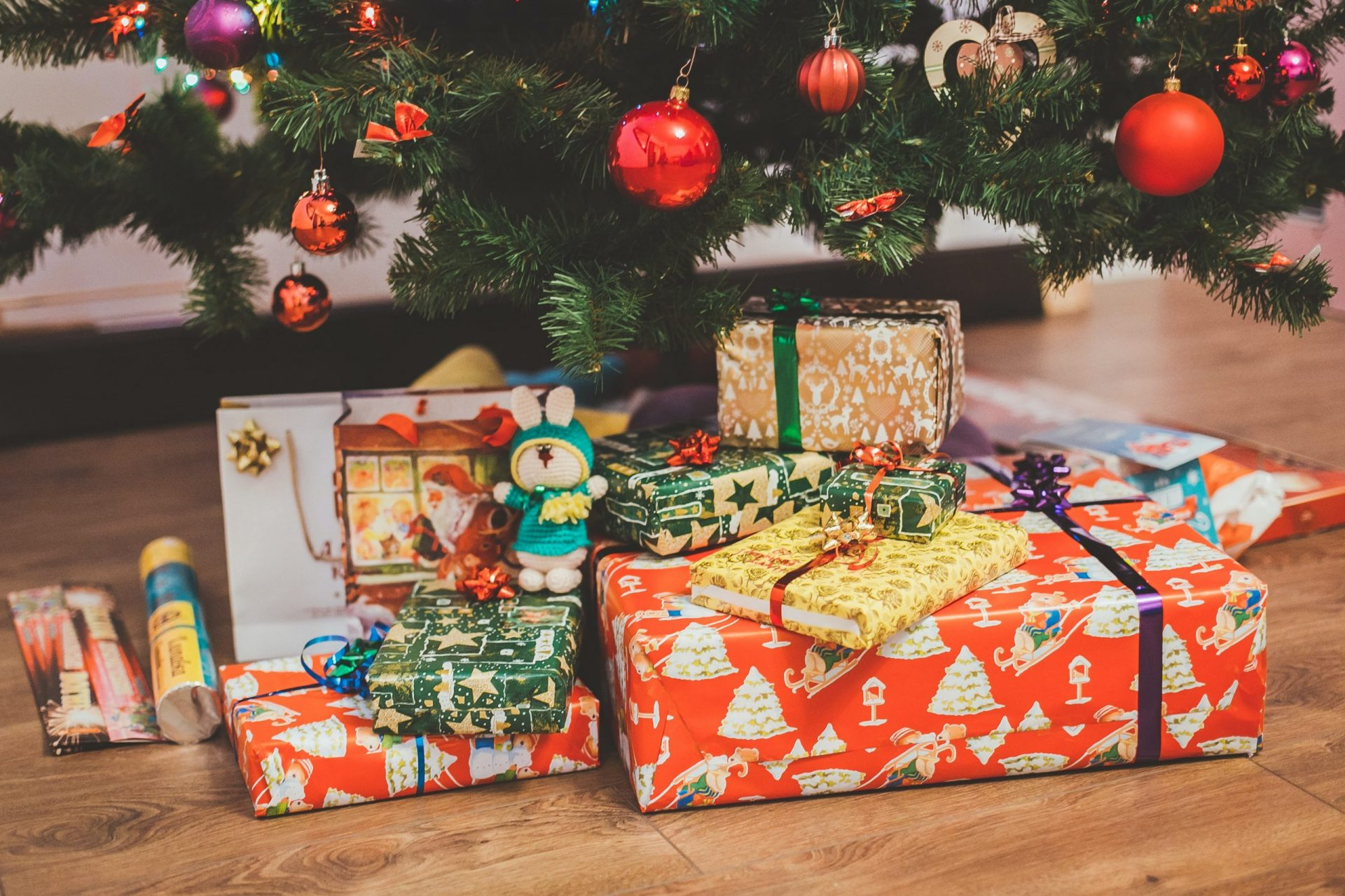 Christmas Toy Giveaway!